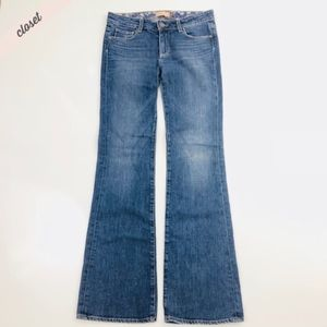 [PAIGE] 'Hollywood Hills' Bootcut Stretch Jeans